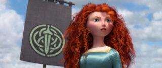 merida pixar disney character rebelle brave
