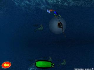 Monde Nemo finding Disney Pixar Jeu vidéo game
