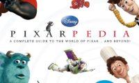 pixarpedia Livre Disney Pixar Book