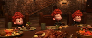 harris hubert hamish pixar disney character rebelle brave