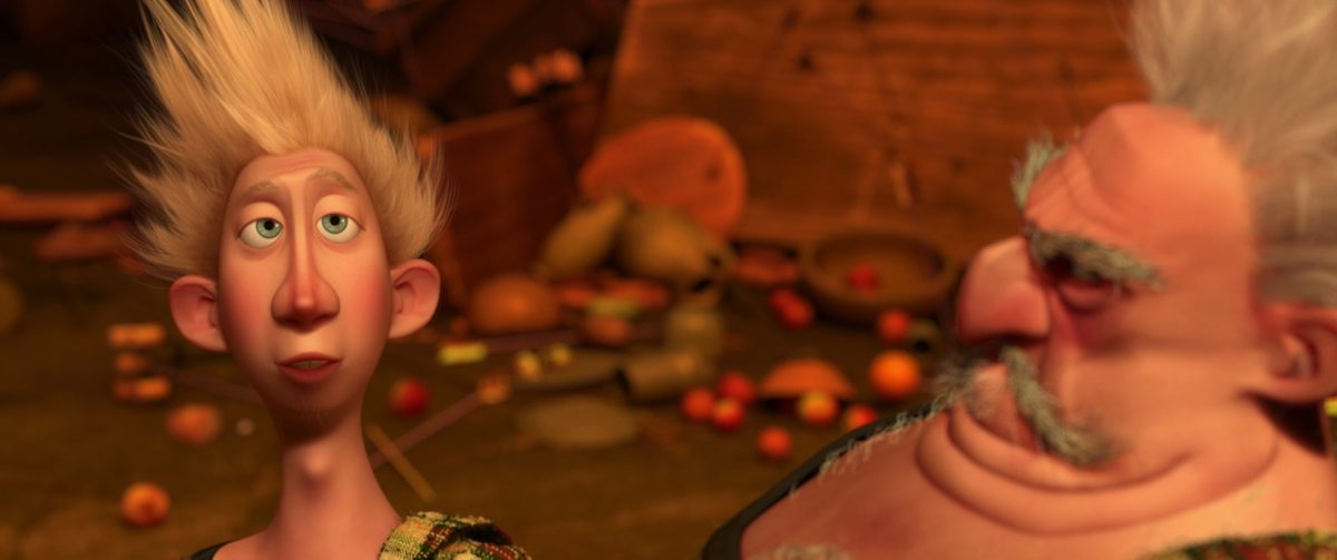 wee dingwall personnage character rebelle brave disney pixar