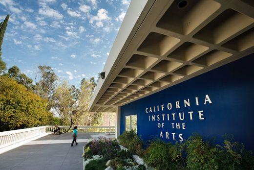 Le California Institute of the Arts.