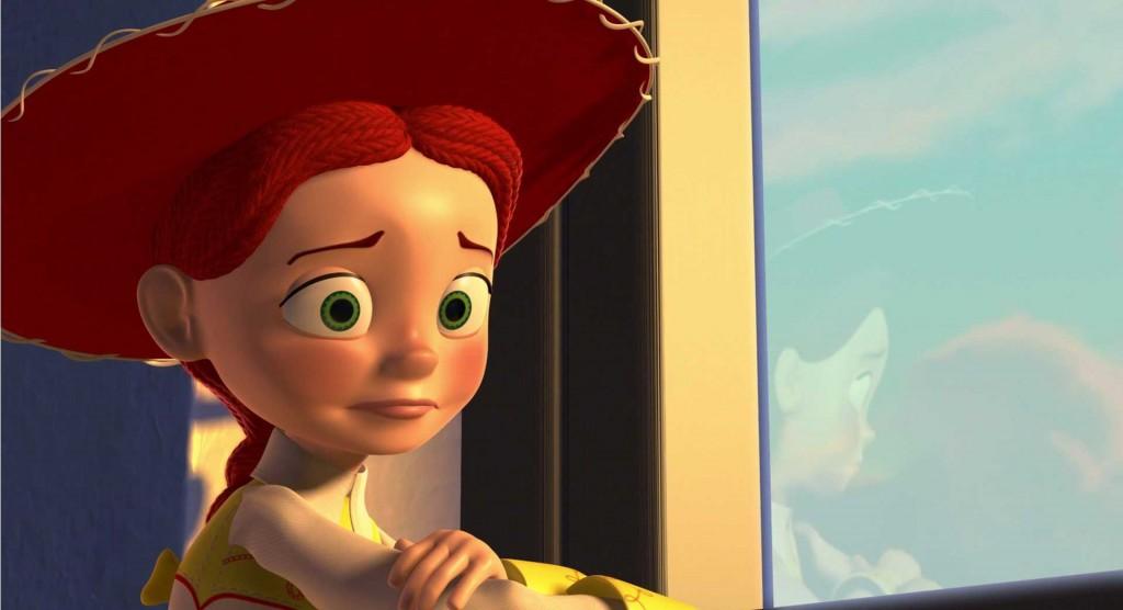pixar disney jessie toy story