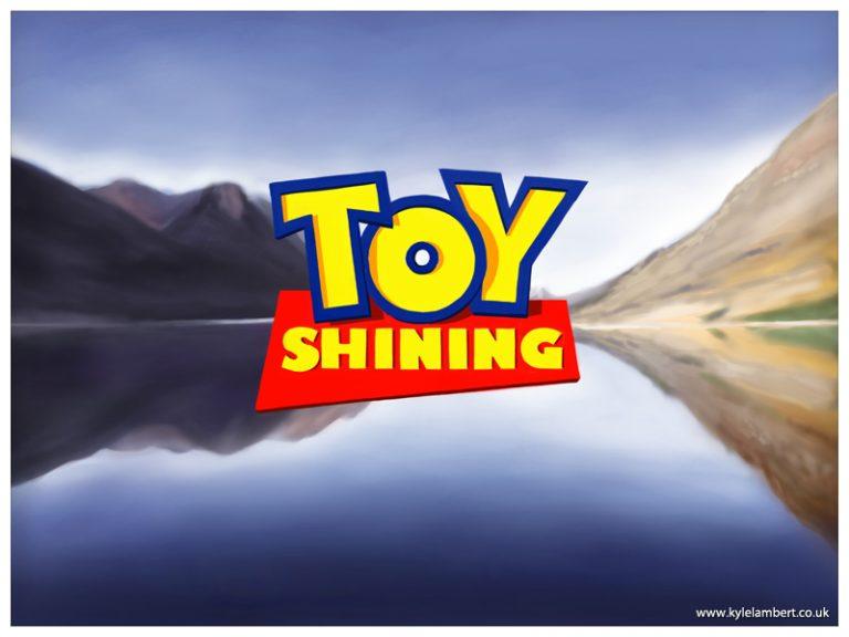 """Projet de fans """"Toy Shining""""."""