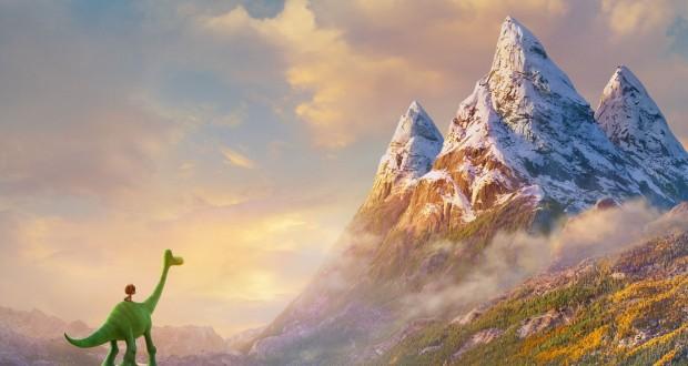pixar disney le voyage d'arlo the good dinosaur affiche poster