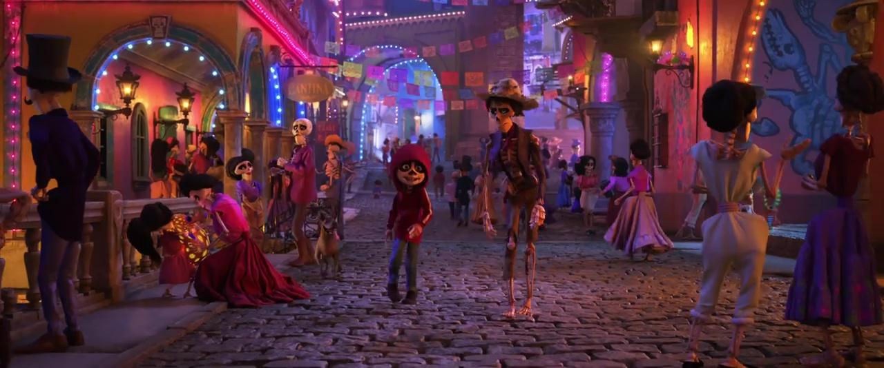 image coco disney pixar