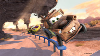kinect rush disney pixar asobo