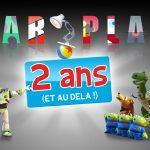 Le Pixar-Planet fête ses deux ans !