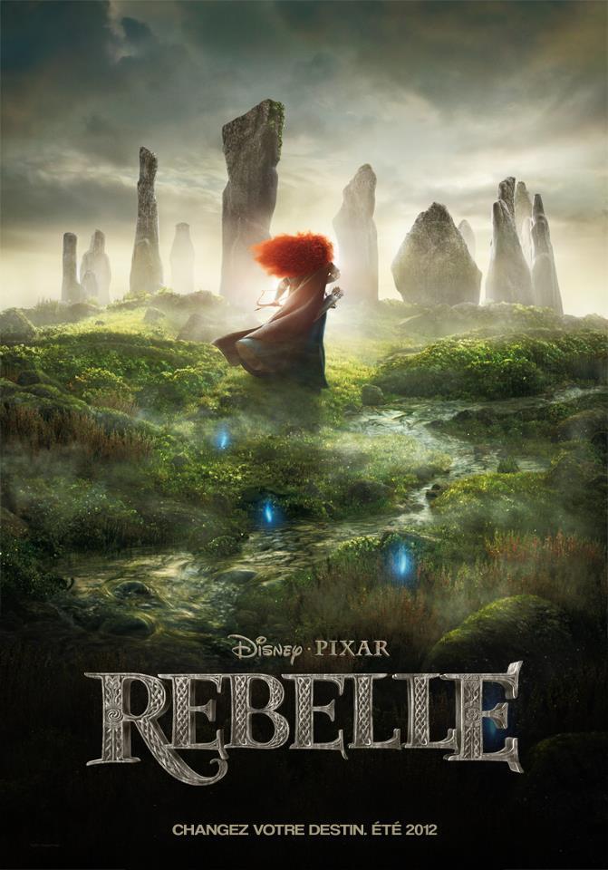 """La première featurette de """"Rebelle""""."""