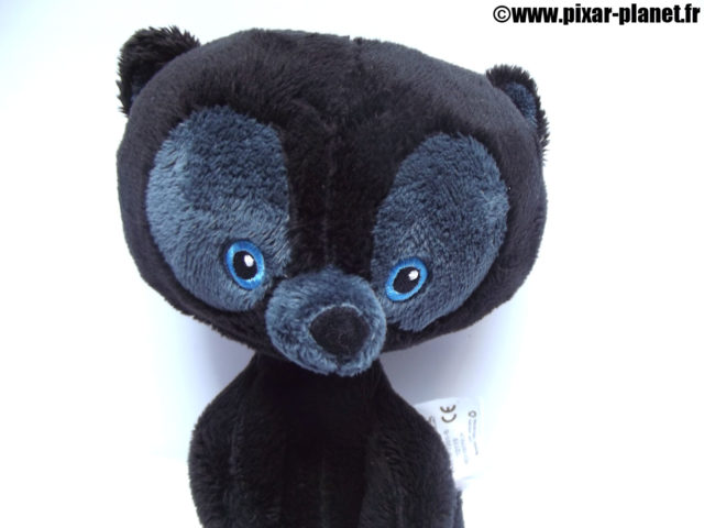 Rebelle Brave Peluche Plush Ourson Bear Disney Pixar