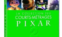 courts métrages volume 2 blu ray jaquette disney pixar