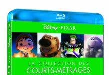 courts métrages volume 2 blu ray jaquette disney pixar