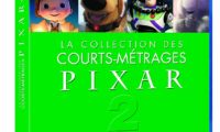 courts métrages volume 2 dvd jaquette disney pixar