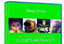 courts métrages volume 2 dvd jaquette disney pixar