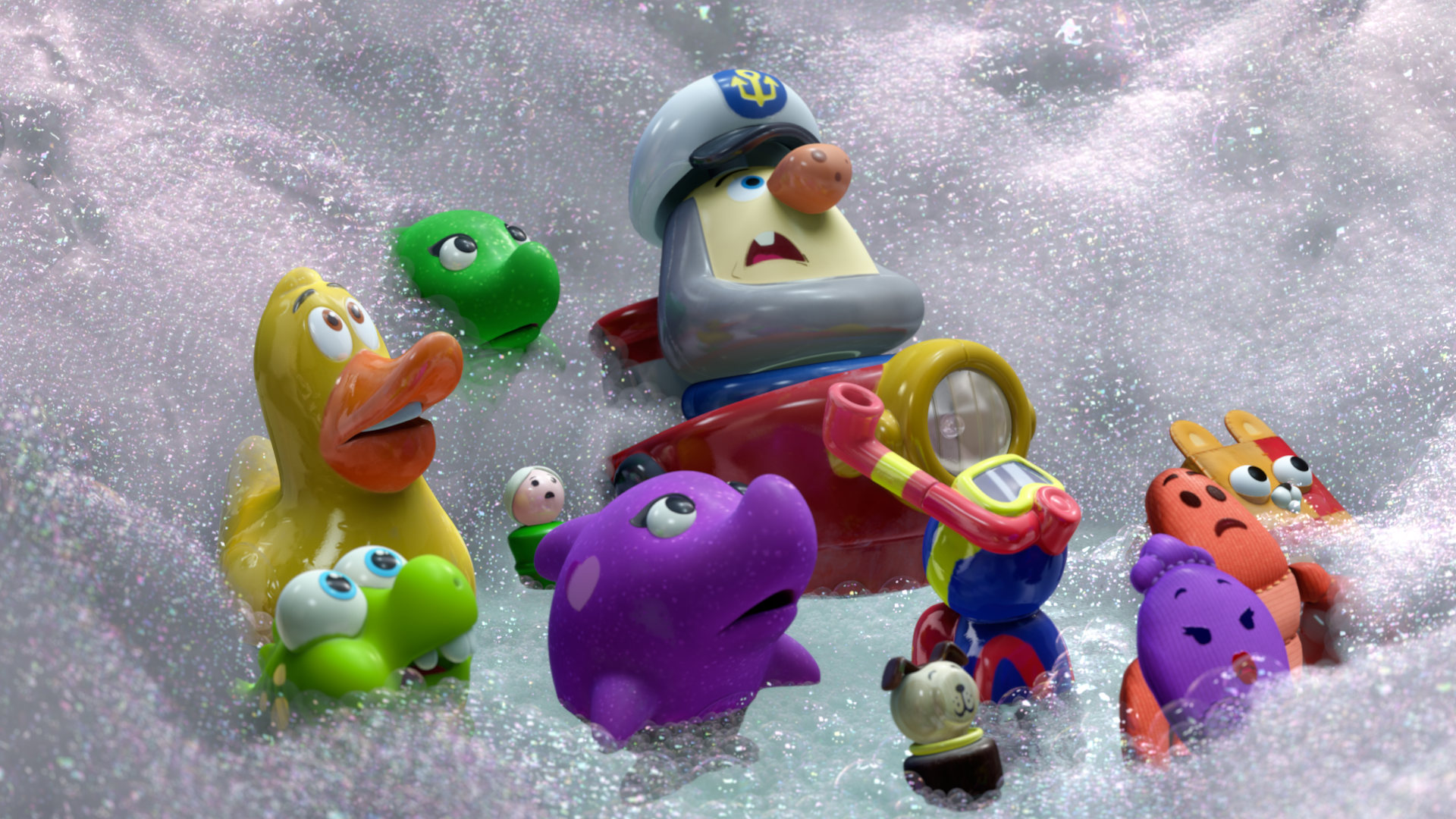 image toy story toons rex roi fête party central disney pixar