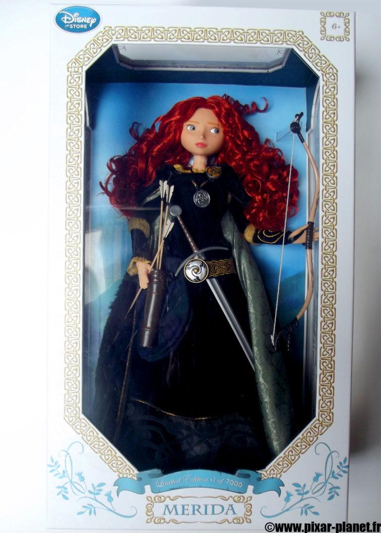 La poupée Merida Edition Limitée.