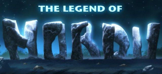 affiche poster legende mordu disney pixar