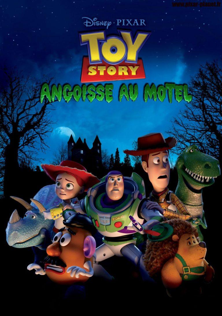 Toy Story : Angoisse au motel.