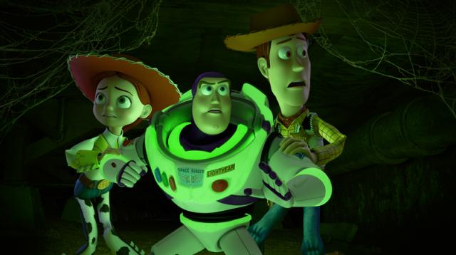 image toy story angoisse motel terror disney pixar