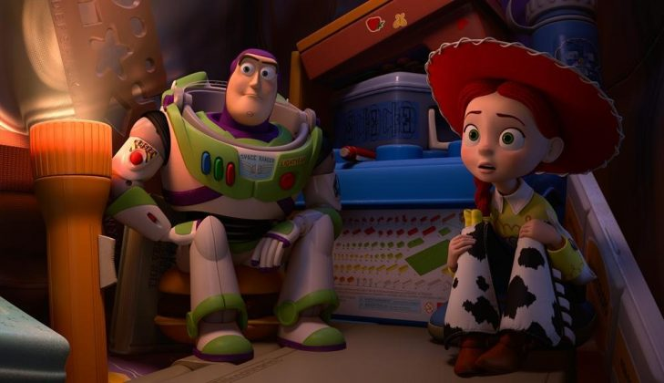 Images promotionnelles Toy Story Angoisse au motel Of Terror Pixar Disney