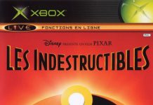 Les indestructibles Incredibles Disney Pixar Jeu vidéo game