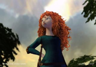 rebelle  brave Disney Pixar Jeu vidéo game