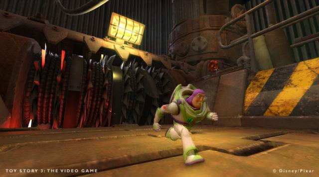 toy story 3  Disney Pixar Jeu vidéo game