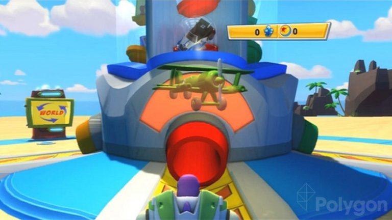Du Pixar dans le jeu vidéo Disney Infinity
