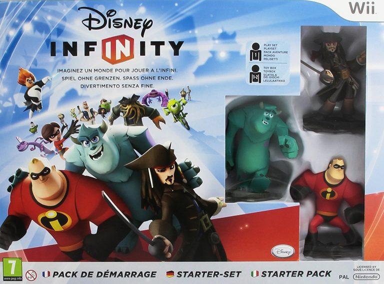 "Le jeu vidéo ""Disney Infinity""."