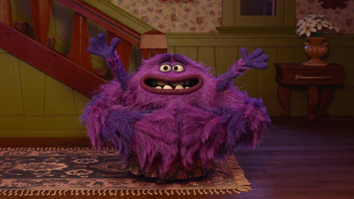 art personnage character monstres monsters academy university disney pixar