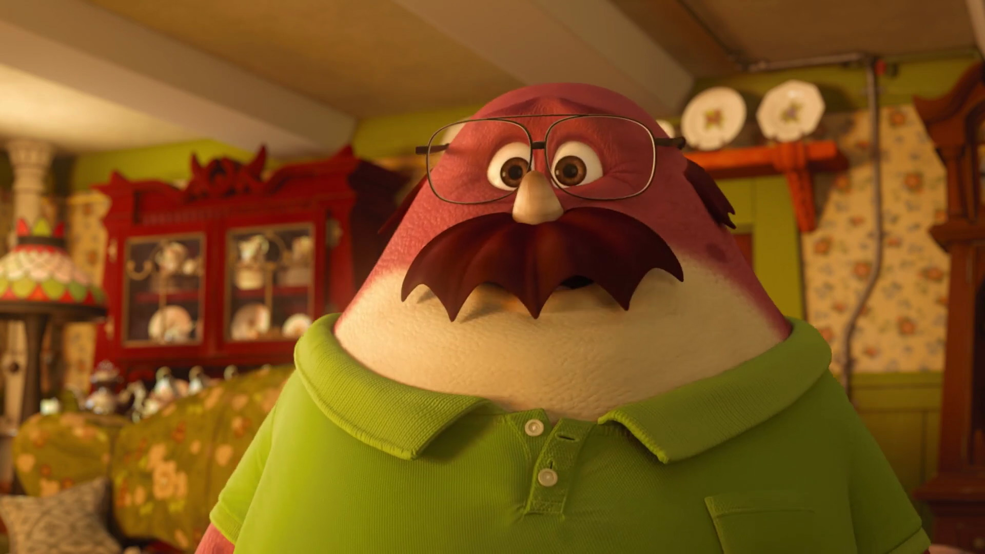 don carlton personnage character monstres academy monsters university