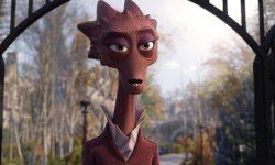 dean hardscrabble personnage character monstres monsters academy university disney pixar