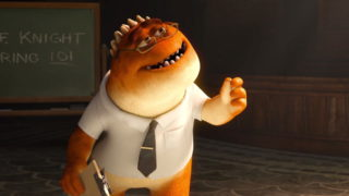 professeur derek knight personnage character monstres academy monsters university