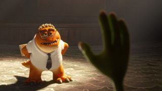 professeur derek knight personnage character monstres academy monsters university