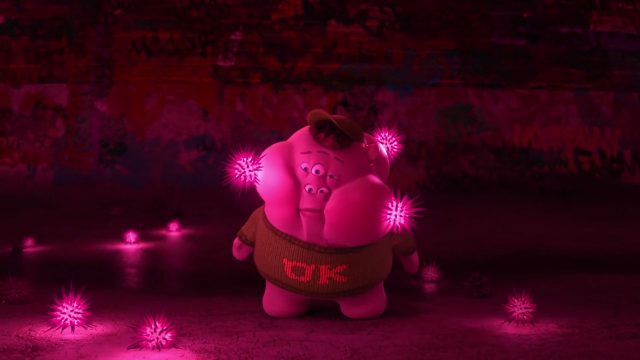 squishy squibbles personnage character monstres academy monsters university disney pixar