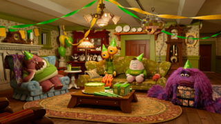 squishy squibbles personnage character party central