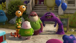 terri terry perry personnage character monstres academy monsters university