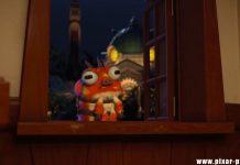 Pixar Disney montres academy archie