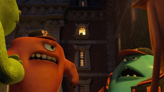 baboso goretaga personnage character monstres monsters academy university disney pixar