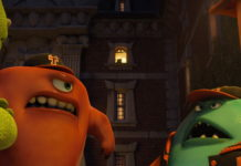 baboso goretaga pixar disney personnage character monstres academy monsters university