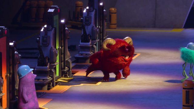 bob gunderson personnage character monstres monsters academy university disney pixar