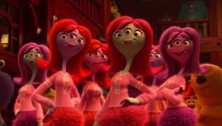 britney davis pixar disney personnage character monstres academy monsters university