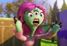britney davis pixar disney personnage character monstres academy monsters university