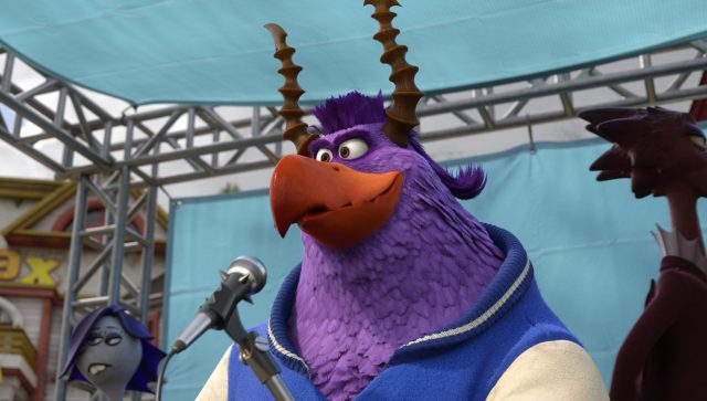 brock pearson personnage character monstres monsters academy university disney pixar