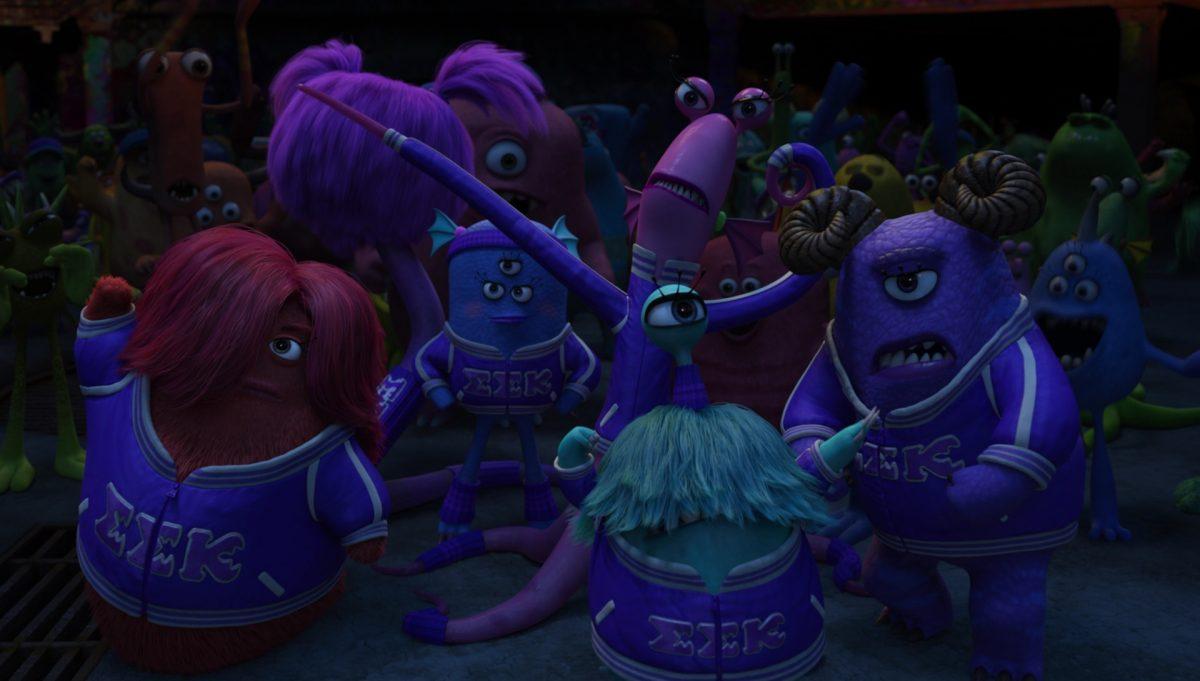 brynn larson personnage character monstres monsters academy university disney pixar