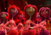 carrie williams personnage character monstres academy monsters university