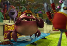 chet alexander personnage character monstres academy monsters university