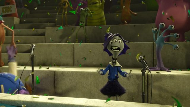 claire wheeler personnage character monstres monsters academy university disney pixar