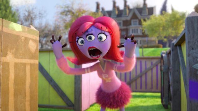 crystal du bois personnage character monstres monsters academy university disney pixar