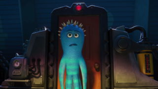 frank mckay personnage character monstres academy monsters university